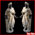 hand carved stone marble sculpture human figure outdoor garden statues sale