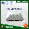 4 ports sip voip gateway mobile voip gateway ata