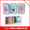 Wholesale high quality promotional cute pencil case