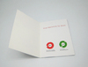 Cheaper price client record card template,Blank invitation card