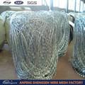 concertina razor barbed wire escrime