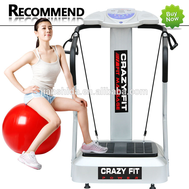 180 SPEED Fitness Machine Vibration Fit Massage with MP3