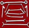 Steel strut bar strut brace chassis subframe suspension parts for Toyota GT86 FT86 Subaru BRZ Scion FRS