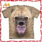 hot sale newest design 3d t-shirt wholesale printing three D animal/3d t-shirt sex girls photos new style