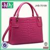 2014 fashion lady hand bag leather bag wholesale factory pu leather handbag