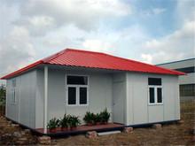 modular open side 3 stories demountable prefabricated house