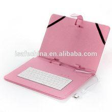 Designer branded fancy tablet pc case