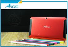Artcom GP708 A13 8GB+512MB 7inch 800x480 0.3MP 3000mAh cheap tablet smart pad 7 inch capacitive touchscreen