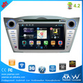 exellent efeito de som suporte usb câmera traseira obd internet android player multimídia para carro hyundai ix35