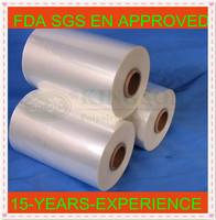 pof heat shrinkable resistant plastic film
