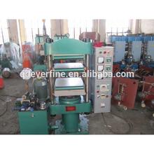 Column type rubber floor vulcanizer XLB-D400*400