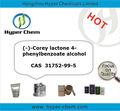 Las prostaglandinas hp8005 intermedios cas 31752-99-5 corey lactona 4- phenylbenzoate alcohol