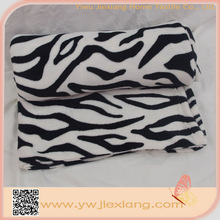 Cotton Bed Sheets Supplier Fashion Print Coral Fleece Blanket