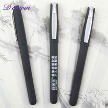 Student gel pen, promotional gel pen, slim gel pen