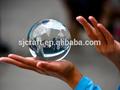 bola de cristal claro de cristal bola de cristal esfera para atrezzo magic