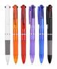 2014 promotional cheap plastic 6 multi color ballpoint pen