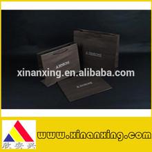 Cheap Brown Paper Bag with Handle/gray Kraft Paper Bag/Coffee Bag