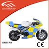 Police mini moto