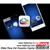 online shopping site Huawei Ascend P6 3 sim card mobile phones