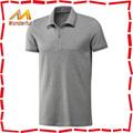Pique de algodão make personalizado camisas pólo / polo personalizado camisetas com logotipo bordado