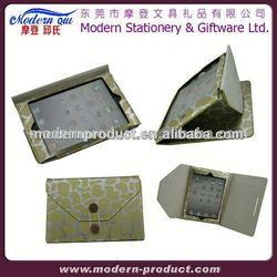 High quality PU leather case for ipad mini