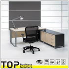 ISO9001&4001 Certification offer sample and Easy assemble office desk executive table commericial desk