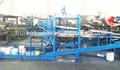 Construção de material de placa da parede divisória, isolamento térmico eps painel sandwich machine/equipamentos/máquinas/linha de produção