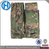 Military Tactical MOLLE Drop Leg M4 Double Magazine Pouch