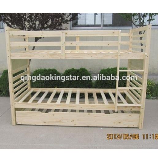 Double Deck Design : Wooden Double Deck Bed Designs Ks-bb04 - Buy Double Deck Bed Designs ...