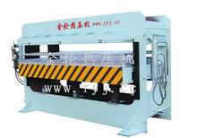 door hydraulic pressing machine for doors / door hydraulic press machine / hot press machine for doors