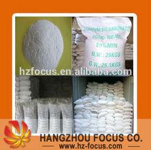 factory supply food grade bulk sodium bicarbonate price