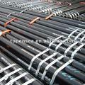 Baja emisión de carbono del tubo de acero/de fibra de carbono tubo proveedor
