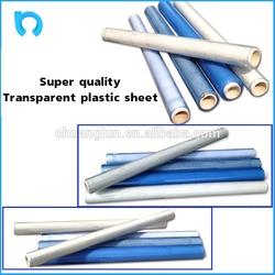plastic guide pearl soft transparent pvc sheet for photo album
