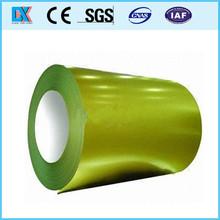 ppgi cor zinco pvc revestido da bobina de aço