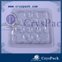 Burt sells crystal blister transparent packing box(CPK-OP-25.4*12)