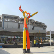 hot sale outdoor inflatable air dancer/sky dancer6m advertising Red Inflatable Air Dancer with Blower