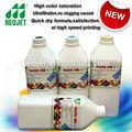 La calidad original! De tinta de la fábrica de suministro de alta blanco compatibles de tinta de la sublimación para