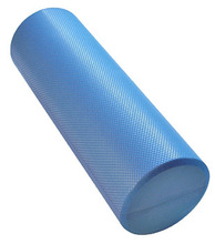 2014 Wholesale Eco-friendly custom design EVA /EPE foam roller / fitness yoga roller for sale