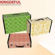 Decorate Storage Case in three Colors