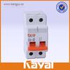 isolating switches, double pole isolator switch,high breaking capacity C45 islator switch