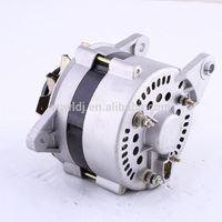 brushless single bearing alternators for toyota
