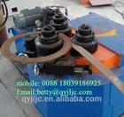W24S-6 hydraulic flat bar bending machine