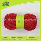 three color mesh yarn for fashion knitting