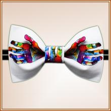 silk twill digital print necktie fabric z0728b