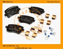 SEAT brake pads 8E0698451J