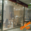 polycarbonate transparent roller shutter phils