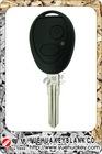 Land Rover 2 buttons car remote key with cupronickel blade