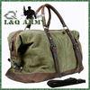LQ 2014 fashion military duffle bag