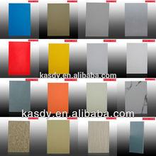 ACP Sheet, PVDF alucobond plastic aluminum composite panel for exterior wall