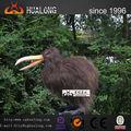 Modelo de simulación del ave Kiwi de alta calidad